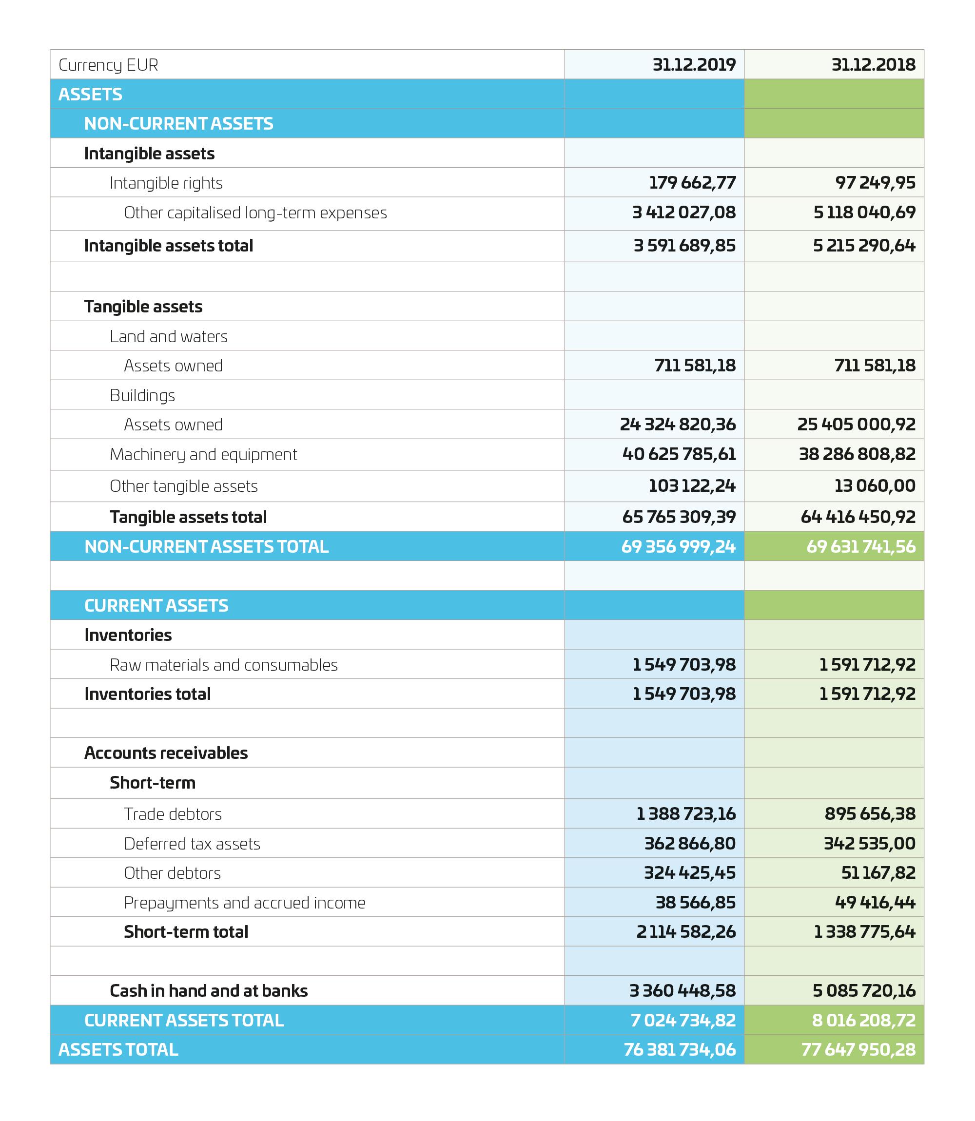 balance sheet 2019 pt 1